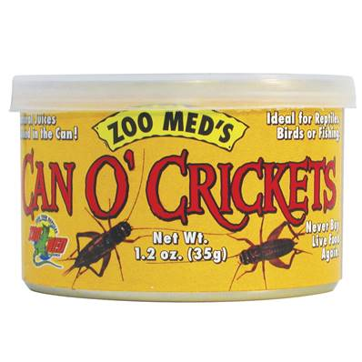 ZOOMED - Can O' Crickets - 35gr