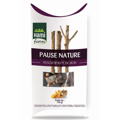 HAMIFORM - Assortiments de bois - 150gr