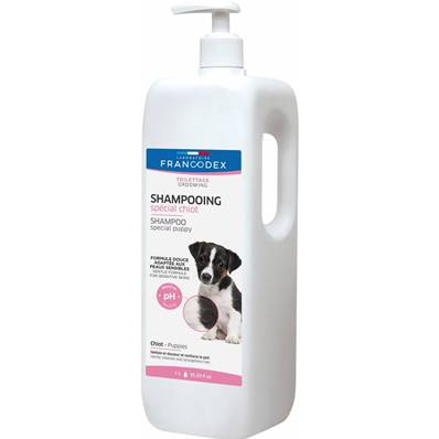 FRANCODEX - Shampooing Spécial Chiot - 1L
