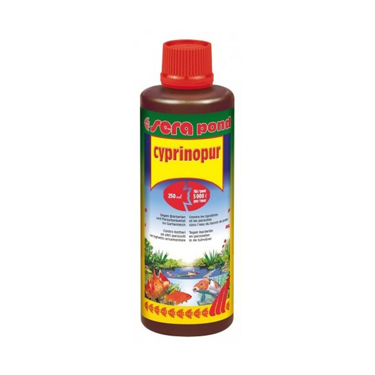 SERA - Pond Cyprinopur - 250ml