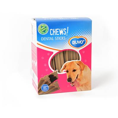 DUVO + - Chews! Friandises Dental Plus - 720gr
