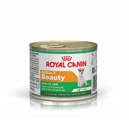 ROYAL CANIN - Boite humide Beauty Chien Adulte - 195gr