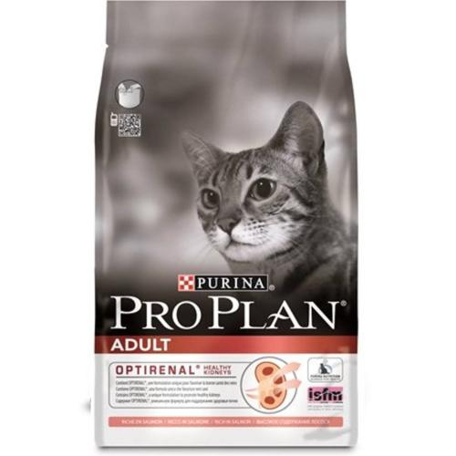 PRO PLAN - Croquette Saumon & Riz Chat Adulte - 10kg