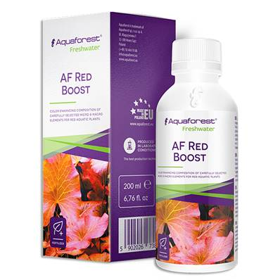 AQUAFOREST - Red Boost - 200ml