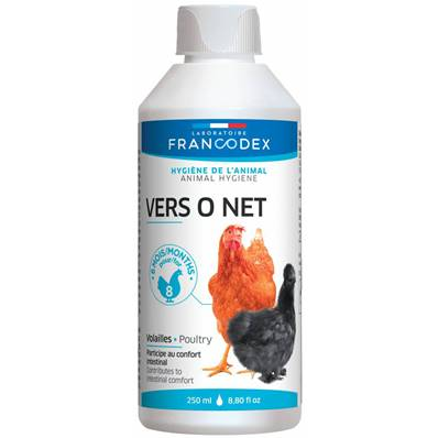 FRANCODEX - Vers O Net Volaille - 250ml