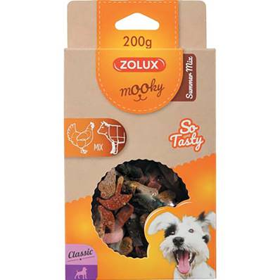 ZOLUX - Friandise Mooky Clas Summer Mix - 200gr