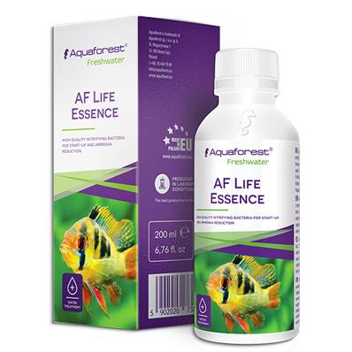 AQUAFOREST - Life essence - 200ml