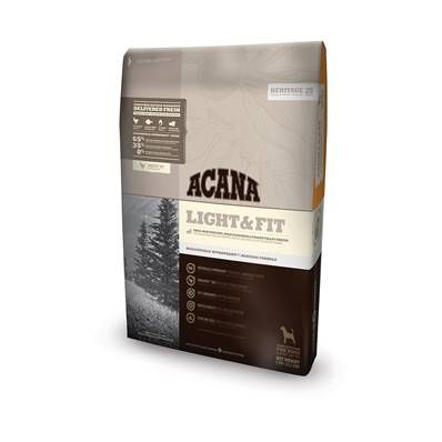 ACANA HERITAGE - Croquette Light & Fit Chien - 11,4kg