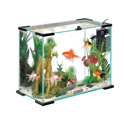 ZOLUX - Aquarium NANOLIFE First noir - 24L