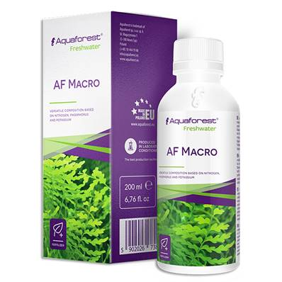 AQUAFOREST - Macro - 200ml