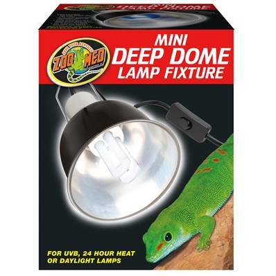 ZOOMED - Mini deep dome - 100W