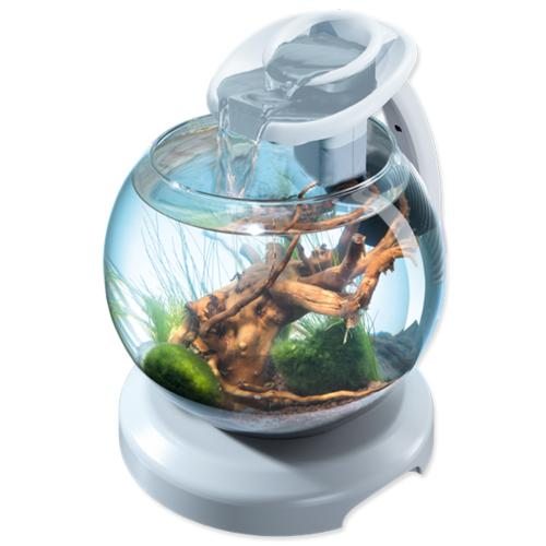 TETRA - Aquarium Duo Waterfall Blanc - 6,8L