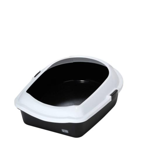 EBI - Toilette de Chat Space 60 Noir