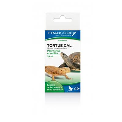 FRANCODEX - Tortue Cal - 24ml