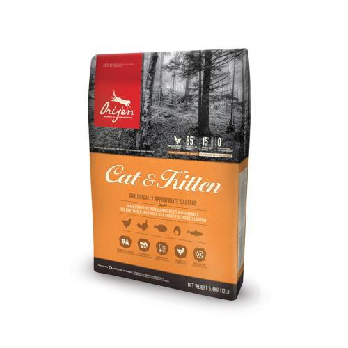 ORIJEN - Croquette Cat & Kitten Chat - 1,8kg