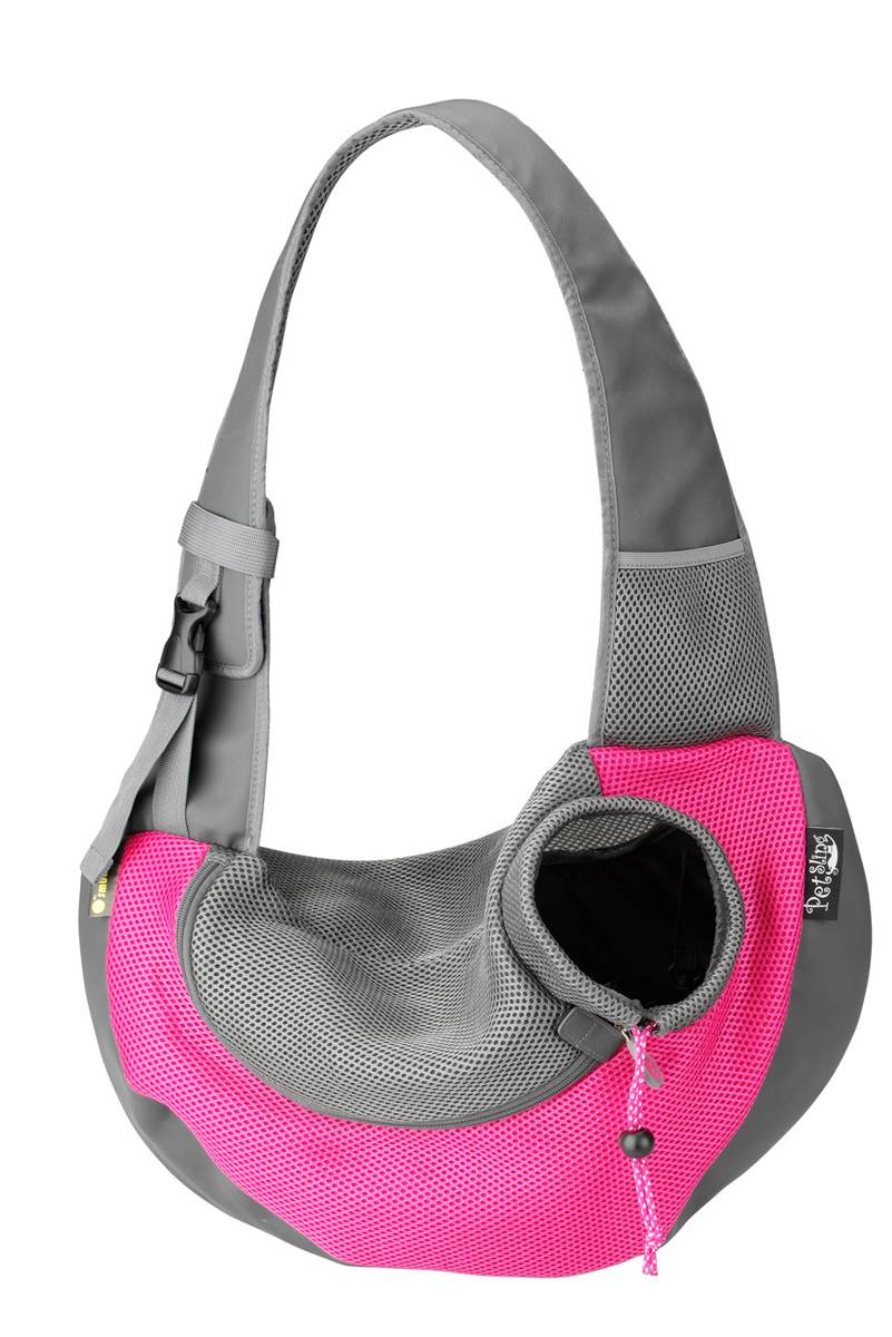 EBI - Sac de transport Sarah Crazy Paws en nylon - Medium