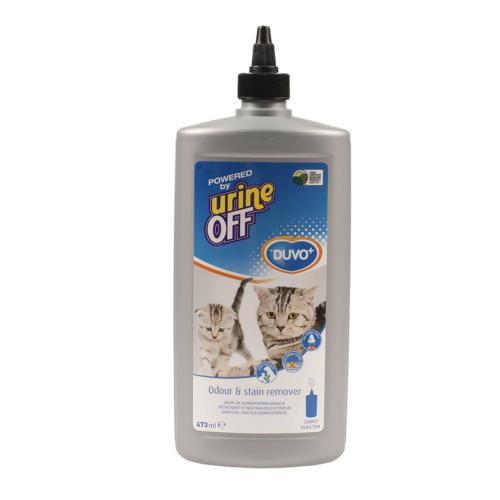 DUVO + - Urine Off chat & chaton injecteur - 473ml