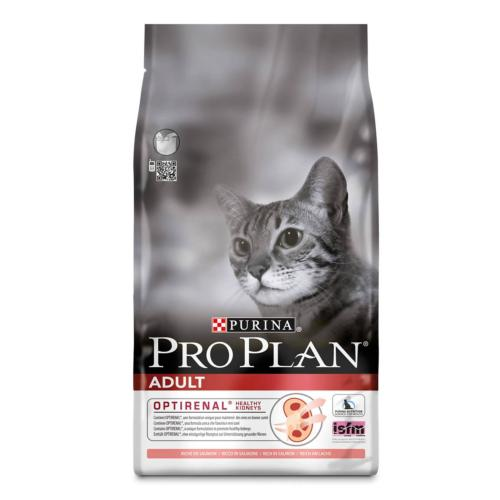 PRO PLAN - Croquette Saumon & Riz Chat Adulte - 1,5kg