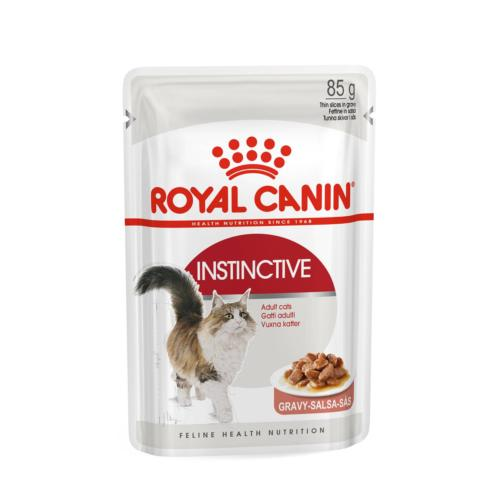 ROYAL CANIN - Sachet Humide Instinctive Chat Adulte - 85gr