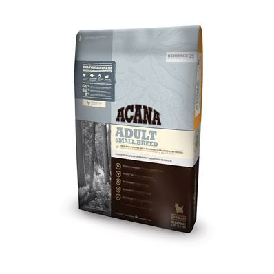 ACANA HERITAGE - Croquette Adult small breed Chien - 2kg