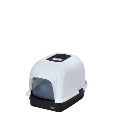 EBI - Toilette de Chat Eclipse 60 Noir