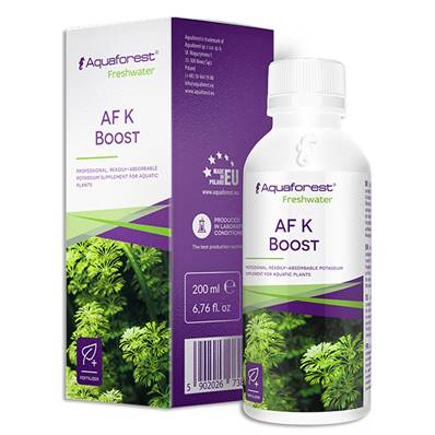 AQUAFOREST - K boost - 200ml