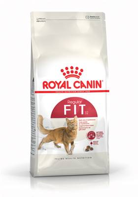 ROYAL CANIN - Croquette Fit 32 Chat Adulte - 4kg