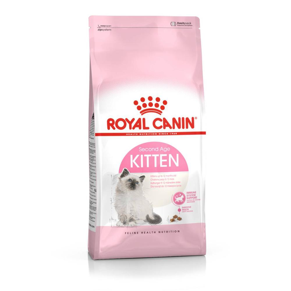 ROYAL CANIN - Croquette Kitten Chaton - 4kg