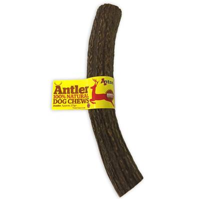 ANTOS ANTLER - Jumbo Natural Dog Chew - Xlarge