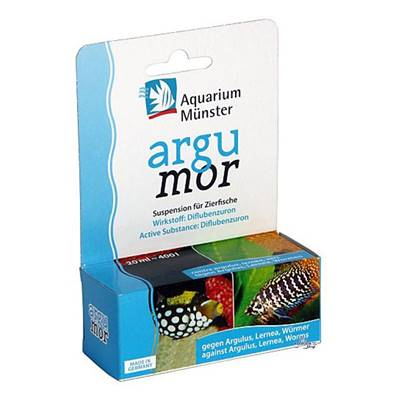 AQUARIUM MÜNSTER - Argumor - 20ml