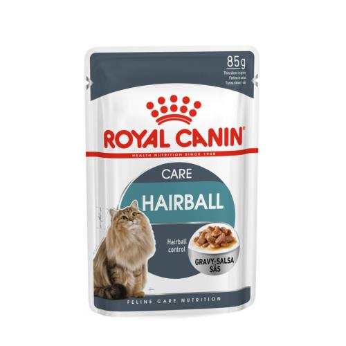 ROYAL CANIN - Sachet Humide Hairball Care Chat Adulte - 85gr