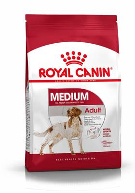 ROYAL CANIN - Croquette Chien Adulte Medium - 10kg