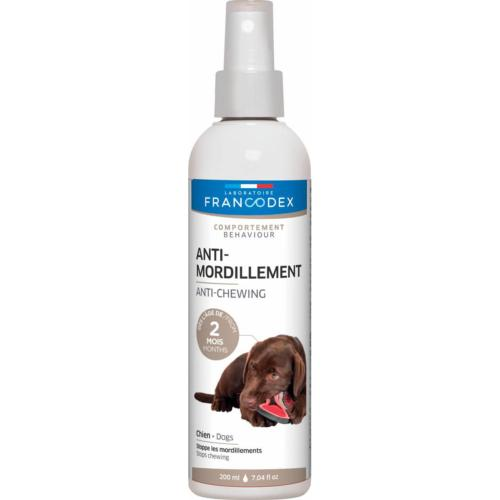 FRANCODEX - Anti-Mordillement - Chiots & Chiens - 200ml