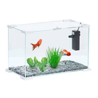 ZOLUX - Aquarium NANOLIFE First blanc - 20L