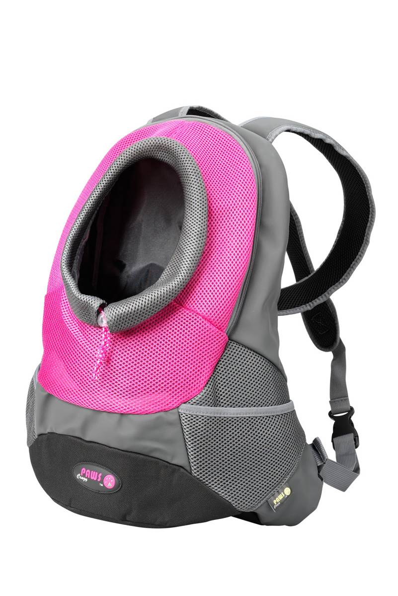 EBI - Sac de transport Maria Crazy Paws en nylon - Small