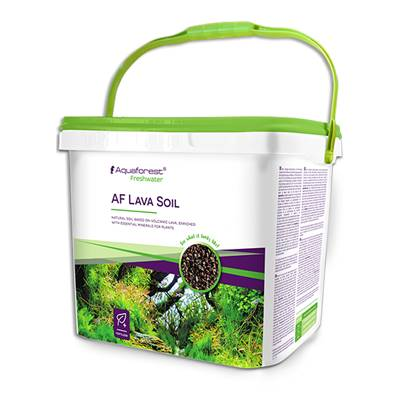 AQUAFOREST - Lava soil - 5L