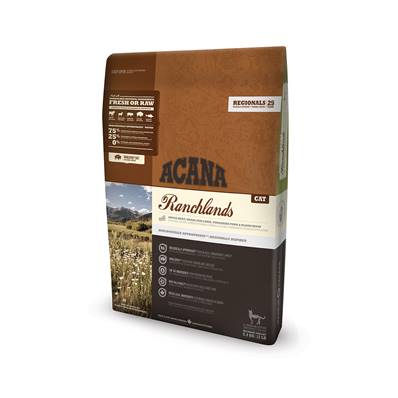 ACANA REGIONALS - Croquette Ranchlands Chat - 1,8kg