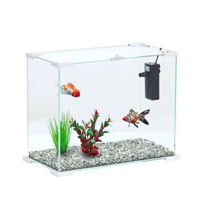 ZOLUX - Aquarium NANOLIFE First blanc - 24L