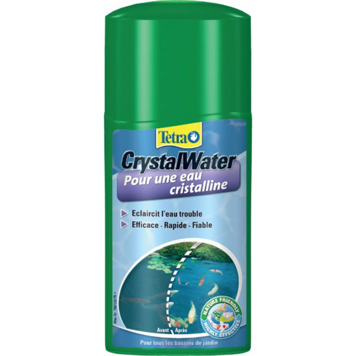 TETRA - Pond Crystalwalter - 250ml