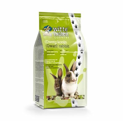 WITTE MOLEN - Country lapin (nain) - 2.5kg
